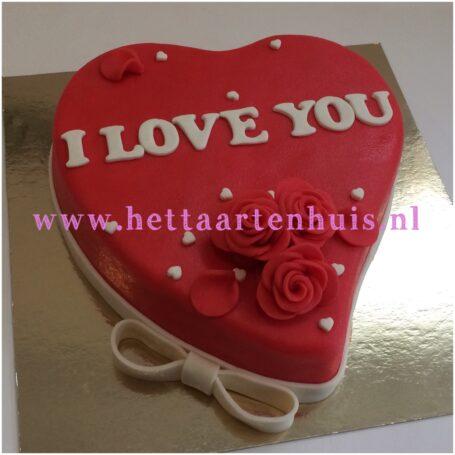 I Love You hart