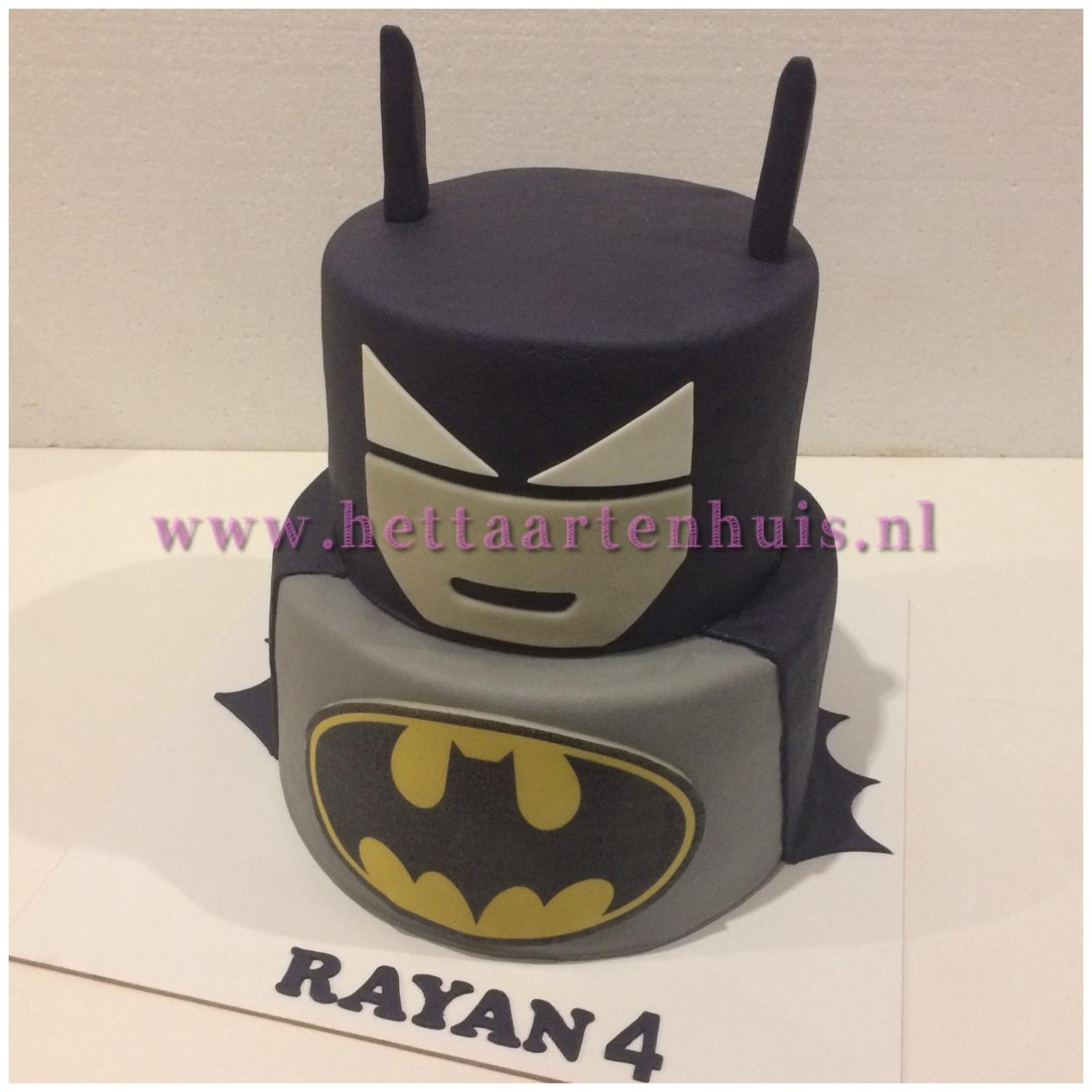 Batman lagentaart RAYAN