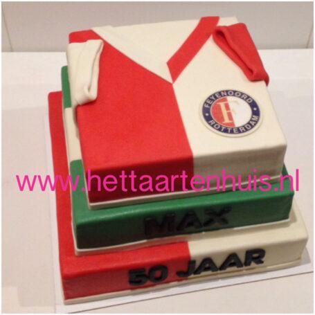 Feyenoord lagentaart MAX