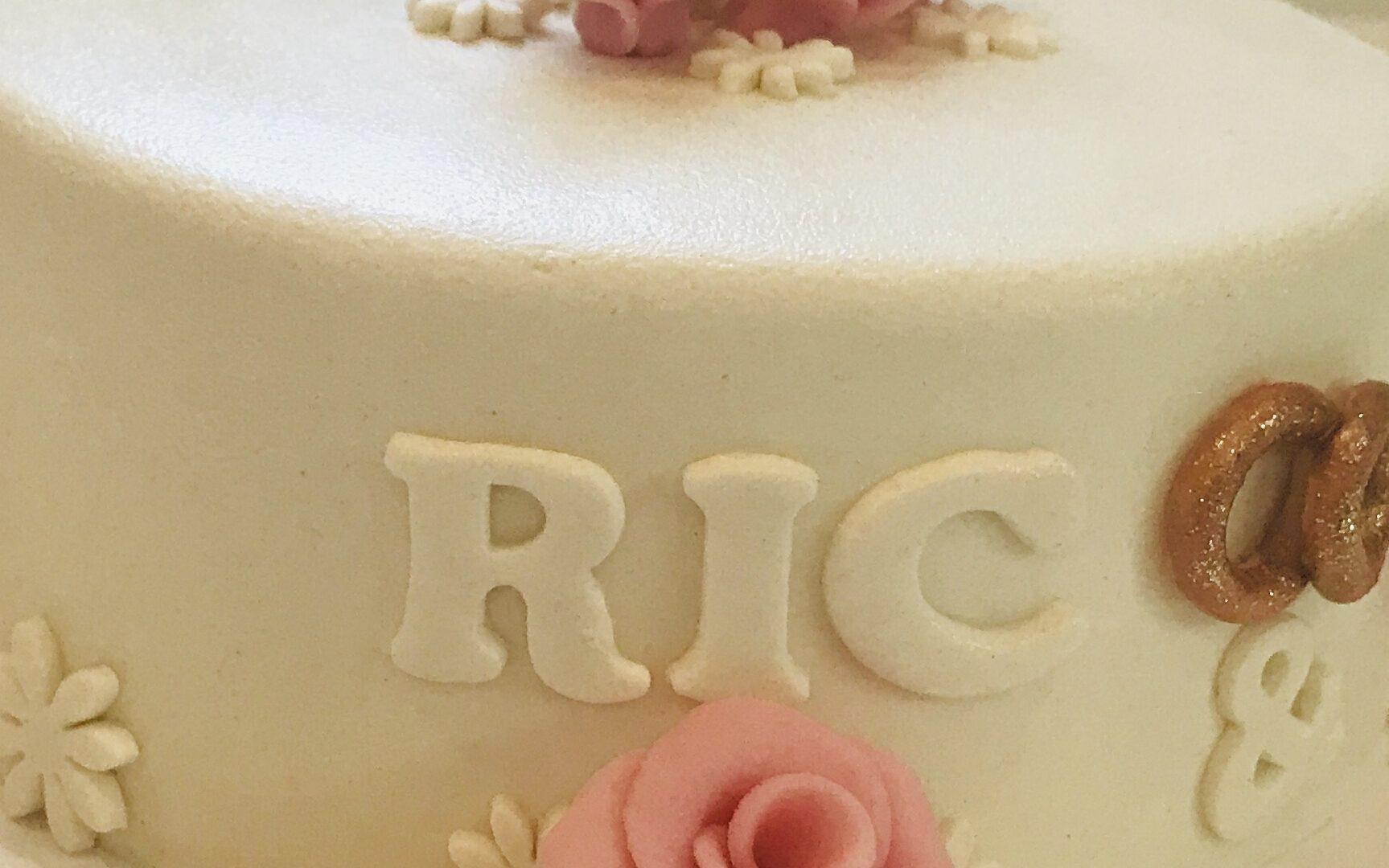 ubileum taart RIC&ROX 2