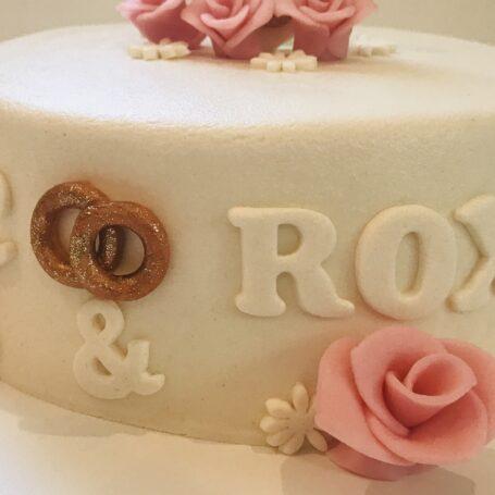 Jubileum taart RIC&ROX 3.