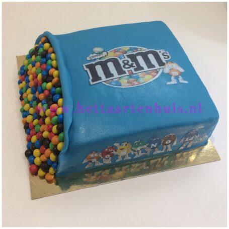 MM taart Crispy