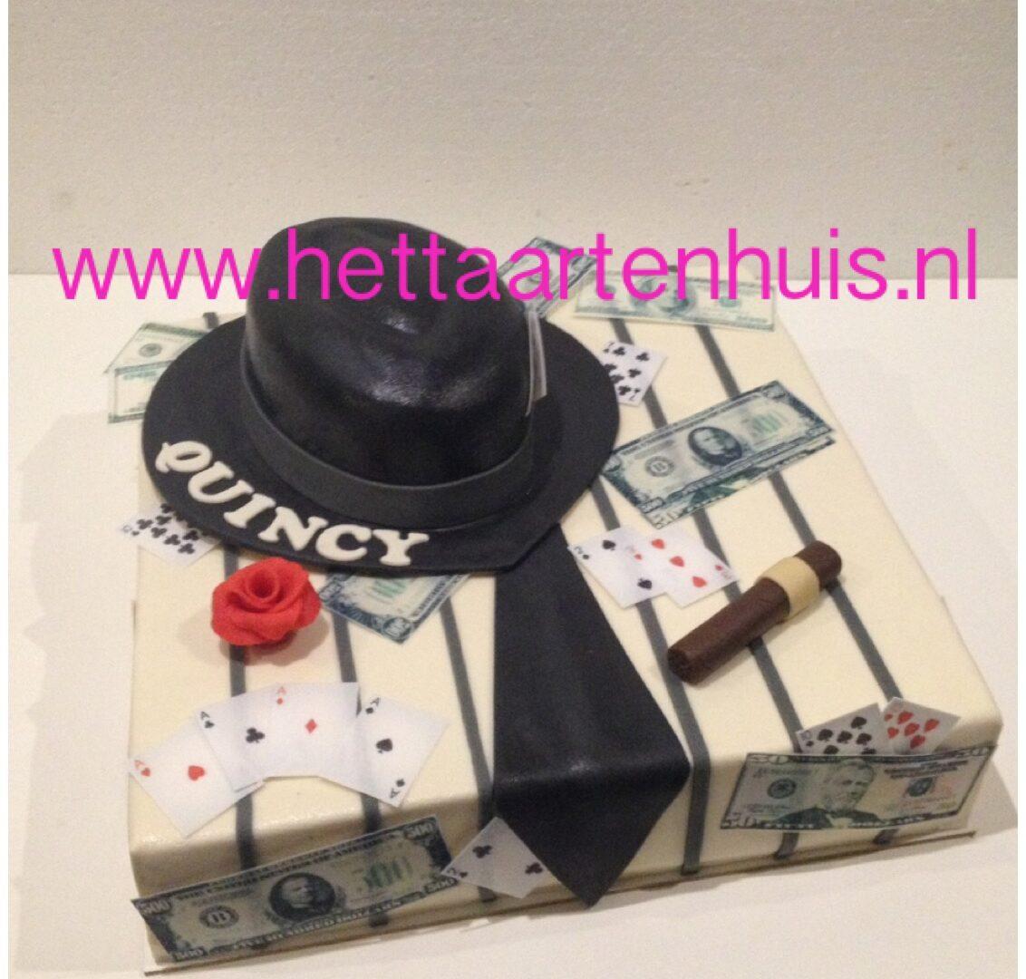 Maffia taart