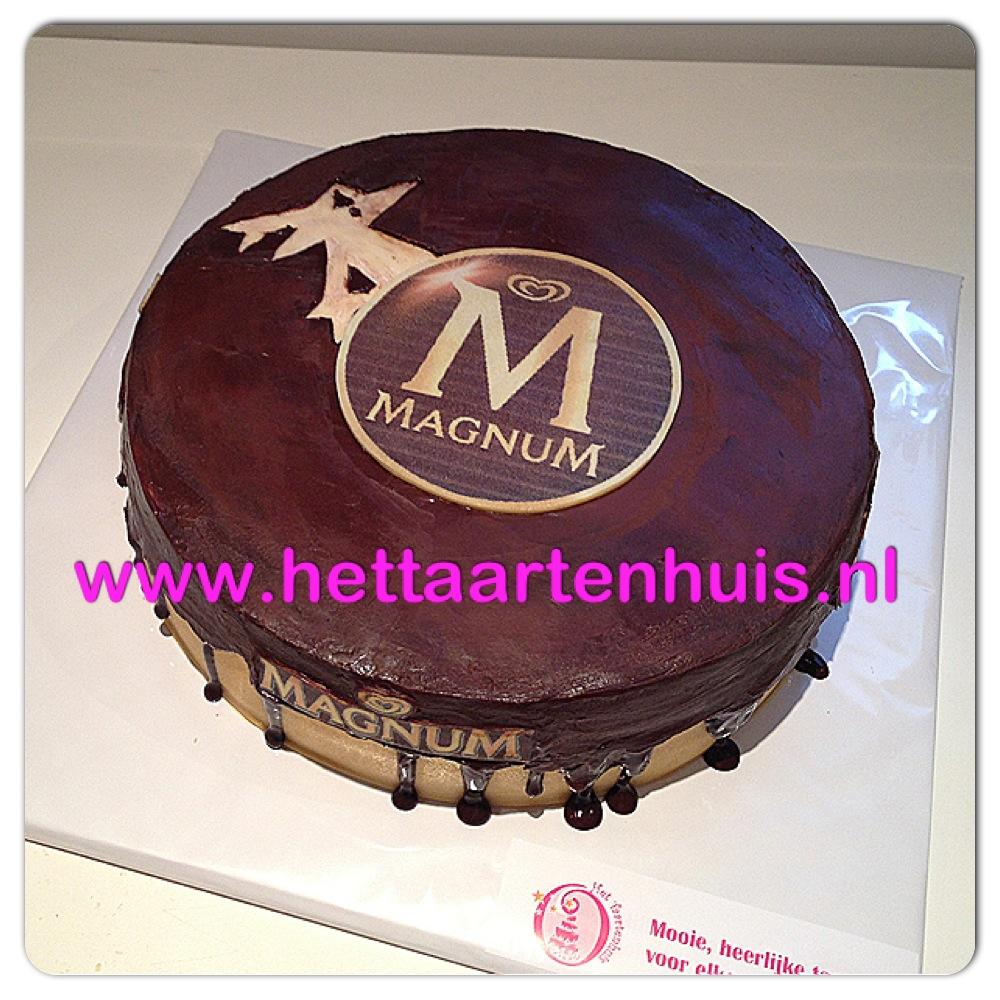 Ola Magnum taart