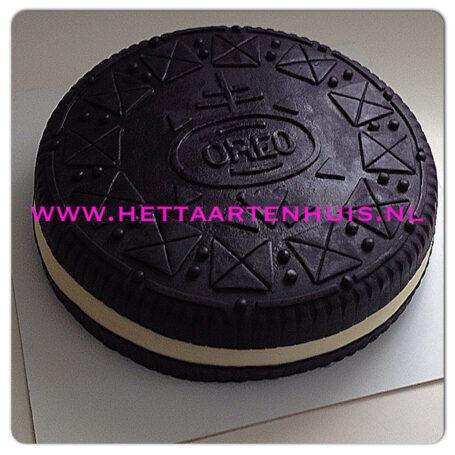 Oreo koekje taart