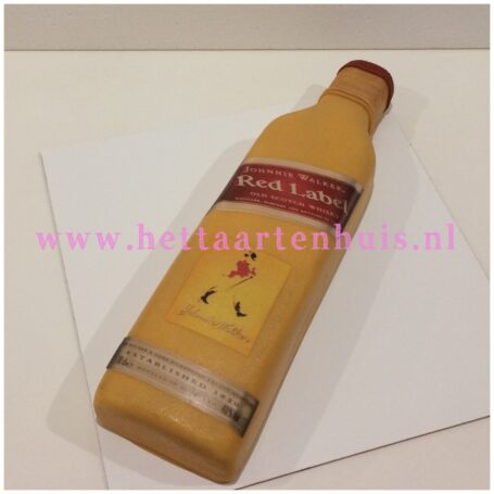 Red Label taart
