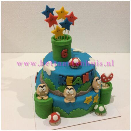 Super Mario lagentaart KEANU.JPG