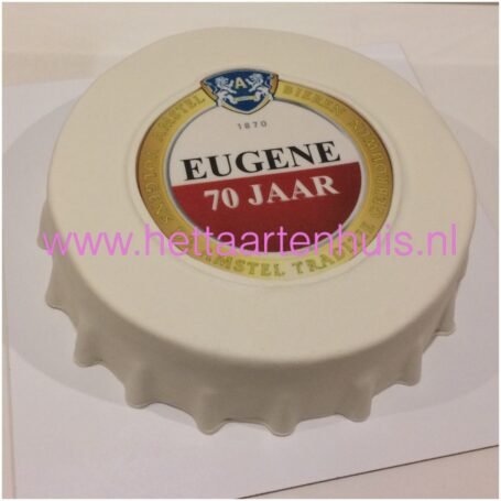 Amstel dop taart eugene