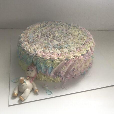 Eenhoorn taart LIZA pastel