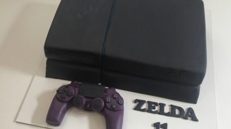 PlayStation 4 taart