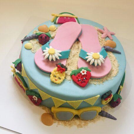 Zomer taart