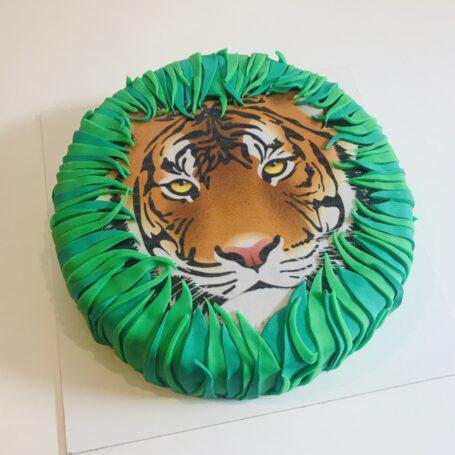 Tijger taart ISLEM