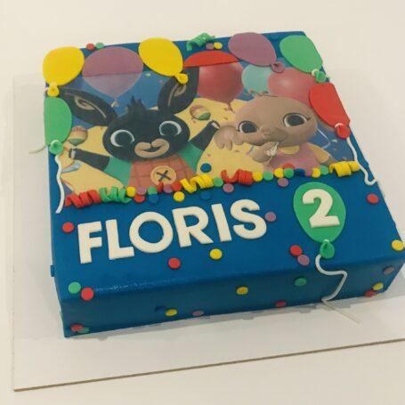 Bing taart FLORIS
