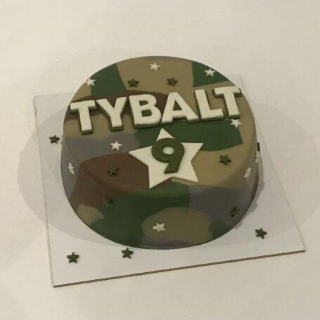 Camouflage taart TYBALT.JPG