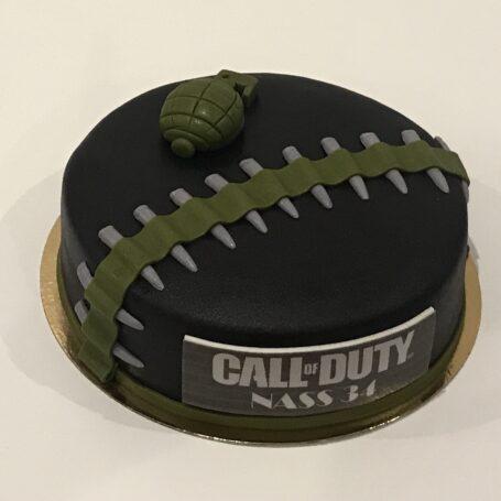 Call of Duty taart