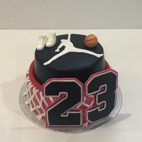 Jordan taart