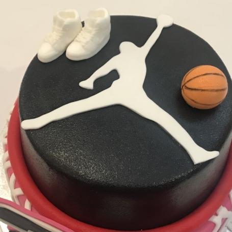 Jordan taart 3